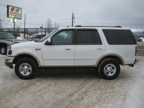 1999 White FORD EXPEDITION